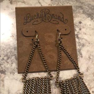 Lucky Brand Earrings!!